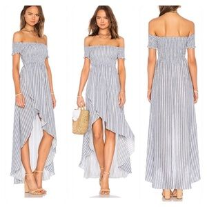 Show Me Your Mumu Willa Maxi She Sails Dress